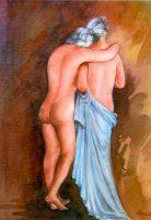 Nude Statues at Louvre, Paris